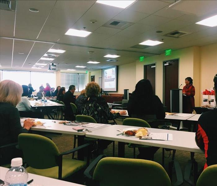 Irwindale Chamber Meeting