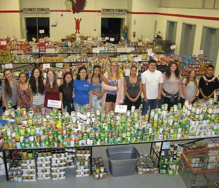 Community Annual Holiday Food Drive