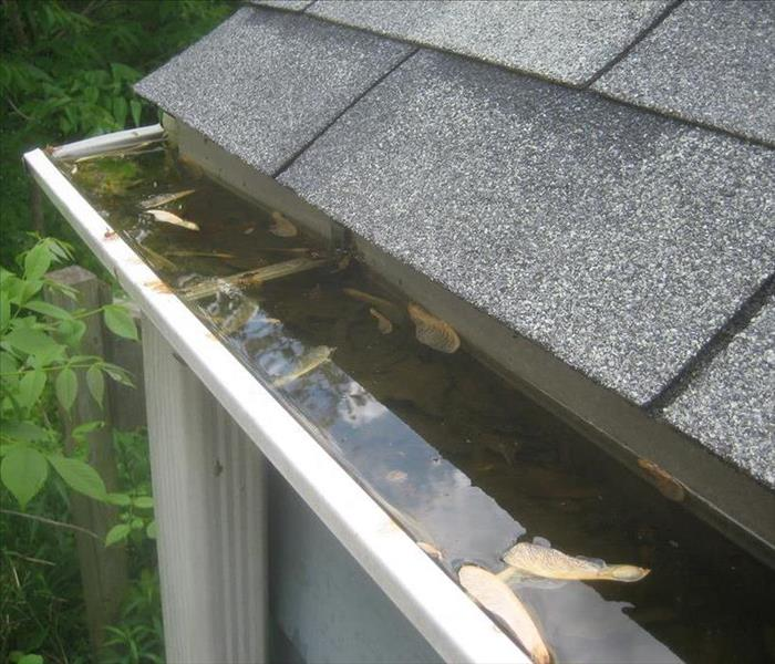 Storm Damage Importance of Gutters