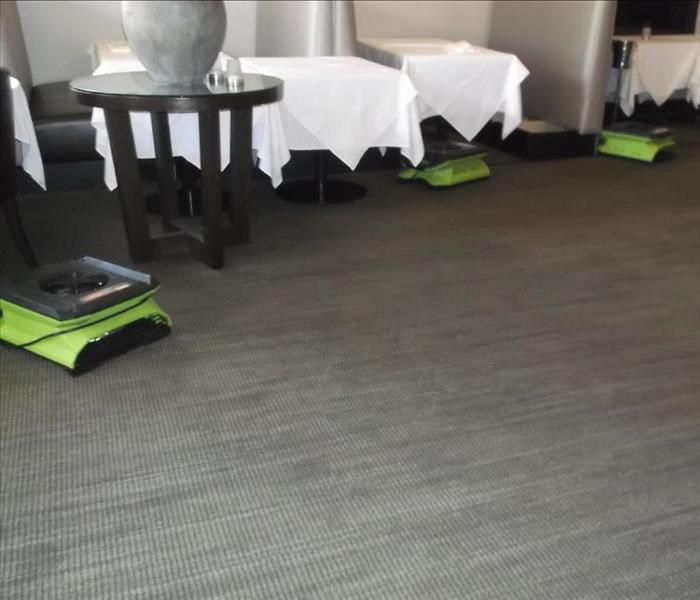 Why SERVPRO SERVPRO saves the day