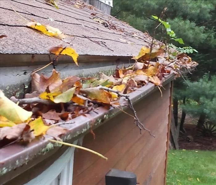 Storm Damage The Importance of Gutters